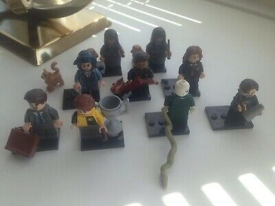 LEGO Harry Potter and Fantastic Beasts minifigures and accessories/spares bundle