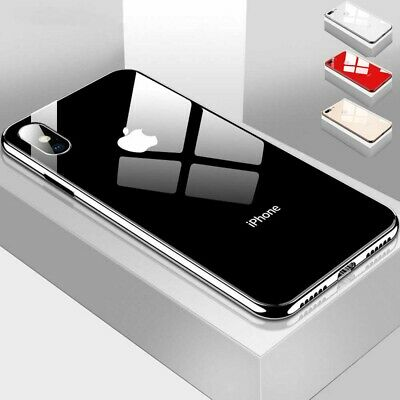Great All-inclusive Anti-drop Plating Mirror iPhone Case X XS MAX 6 7 8 Plus