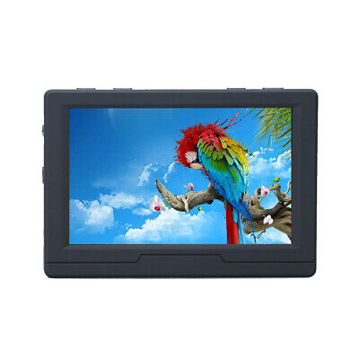 HD LCD 7 Inch Professional Digital TFT LCD HD Photography Monitor 703-HDO input