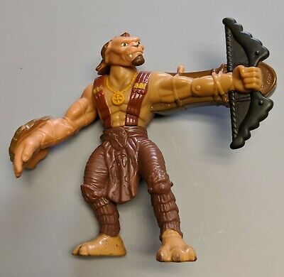 "GORGONITE Archer Small Soldiers movie action figure 4"" 1998 Burger King toy"