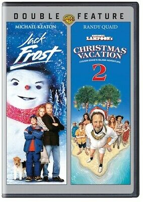 Jack Frost/National Lampoon's Christmas Vacation 2 [2 Discs] DVD Region 1