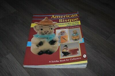 American Bisque Collector's Guide w/ Prices by Mary Jane Giacomini 1994