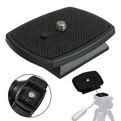 JN_ KQ_ Tripod Quick Release Plate Screw Adapter for Digital Camera DSLR SLR E