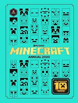 Minecraft Annual 2020 by Mojang AB New Hardcover Book