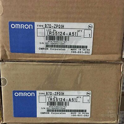 NEW Omron server Driver R7D-ZP01H quality assurance fast delivery