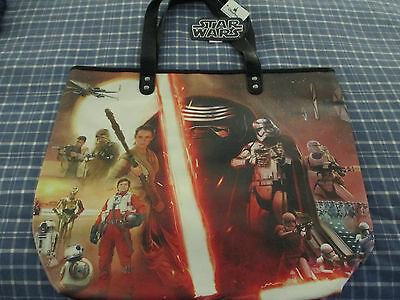 Disney Parks Loungefly Star Wars The Force Awakens Kylo Ren Tote
