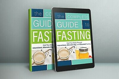 The Complete Guide to Fasting by Jason Fung [E-B00K] (e.Pub-P.D.F)