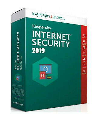 KASPERSKY INTERNET SECURITY 2019 1 PC DEVICE 1 YEAR Global Key