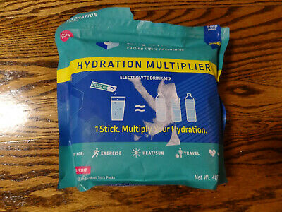 Liquid I.V. Hydration Multiplier 25 Individual Serving Stick Packs Passion Fruit