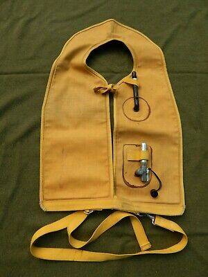 WWII U.S. Army Air Force, Pilot's Life Vest, Type LP-31, Lightweight MAE WEST