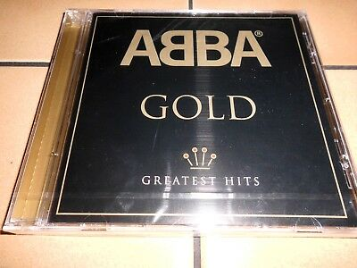 Abba Gold ~ Greatest Hits ~ NEU & OVP