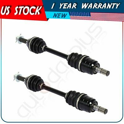 2008-2017 SUZUKI KINGQUAD 400 4X4 FRONT RIGHT CAIMAN PERFORMANCE ATV CV AXLE