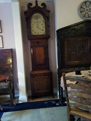 A North Country Longcase Clock