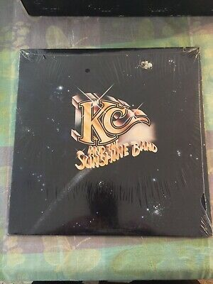 KC and the Sunshine Band Who Do You... Out of Print vinyl LP record '78 New
