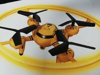 Quadcopter With HD Camera WiFi Live Video APP Remote Control Headless Mode Drone