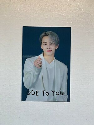 Seventeen Ode To You Jeonghan Photocard