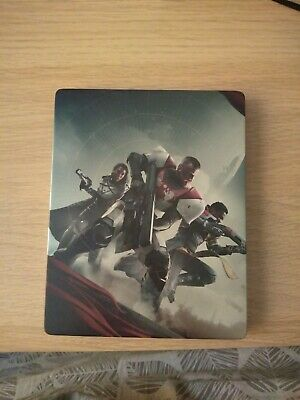 Destiny 2 Ps4 metalic case