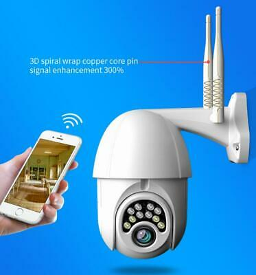 2019 Outdoor WiFi 1080P HD IP66 CCTV Camera Waterproof PTZ Security Wireless IR