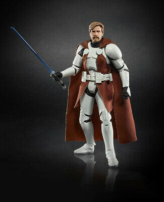 "Star Wars Black Series Obi-Wan Kenobi Clone Tooper Armor 6"" Loose Action Figure"