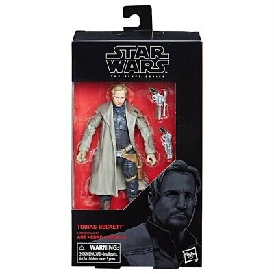 Star Wars The Black Series Tobias Beckett Solo Story Action Figure NEW