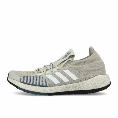 ADIDAS PULSE BOOST HD M Grey One White Tech Ink Laufschuhe