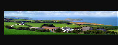 Half Term Week In West Wales Holiday Cottage with Sea Views. Sat 19th - 26th Oct