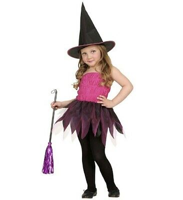 Beauty Witch Faschingsköstüm Childrens Fancy Dress Girl, Size 104 cm, 2-3 Years