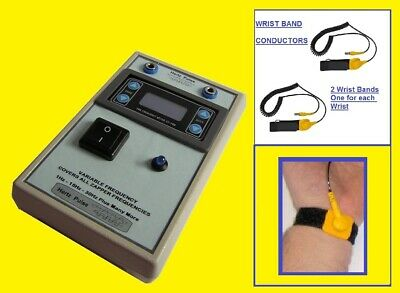 Dr Hulda Clark / Bob Beck ~ ZAPPER Multi Frequency - Selectable 1Hz to 150KHz