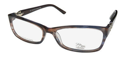 New Saks Fifth Avenue 271 Authentic Contemporary Casual Eyeglass Frame/Eyewear