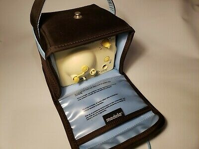 Medela-Pump-In-Style Advanced Double Breast Pump Motor Tested