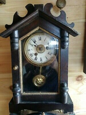 Vintage German  30 hour alarm clock.