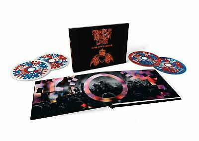 SIMPLE MINDS IN THE CITY OF ANGELS 4 CD EDITION (Released October 4th 2019)