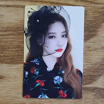 Sua Official Photocard Dream Catcher Special Mini Album Raid of Dream