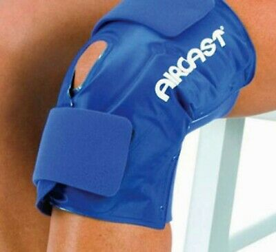 Aircast Cryo Cuff Cryocuff Mid Size (Medium) Knee Pad Excellent Used Condition