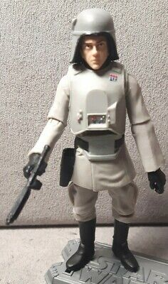 Star wars action figure general veers at at commander imperial