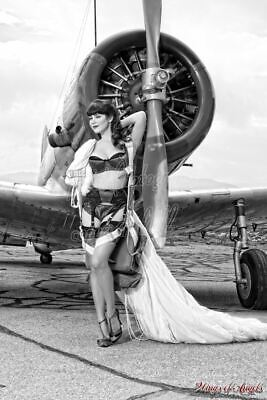 Wings of Angels Claire Sinclair on Wing BT-138 Valiant