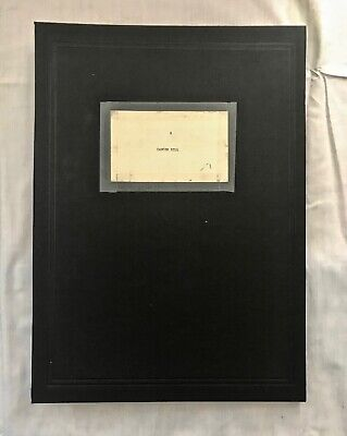 US CONGRESSMAN PAUL ROGERS' PERSONAL SCRAPBOOK The National Cancer Act of 1971