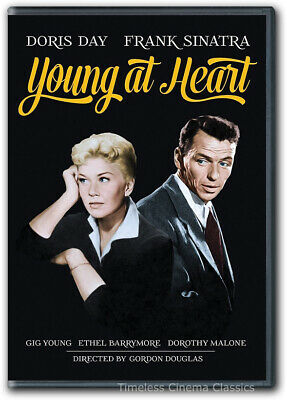 Young at Heart DVD New Doris Day Frank Sinatra Gig Young Ethel Barrymore