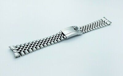 20mm Rolex Datejust Watch Jubilee Stainless Solid Steel Replacement Bracelet