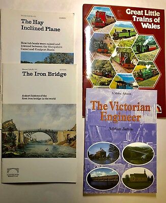 British Engineering / Technical / Historical Booklets