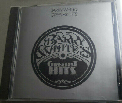 CD Barry White  --  Greatest Hits
