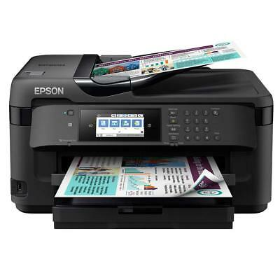 Epson WF-7710 Wireless All in One A3 Printer With Ink Scanner Copier Fax Wifi