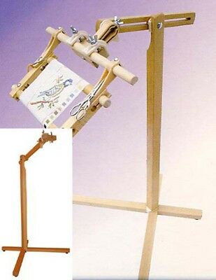 Elbesee Posilock Floor Stand For Cross Stitch & Needlework.
