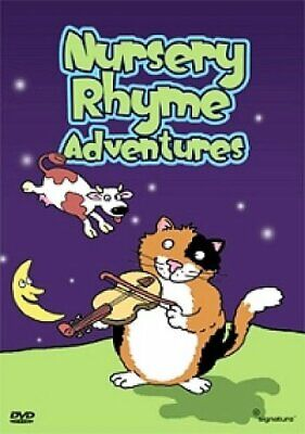 Nursery Rhyme Adventures [DVD] - DVD  KSVG The Cheap Fast Free Post