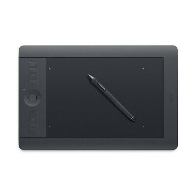 NEW! Wacom Intuos PRO Small Wireless Digital Graphic Tablet Black (PC & Mac)