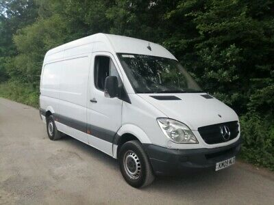 Mercedes Sprinter Mwb High Roof 311 CDI 09/09 Panel Van *NO VAT!!!
