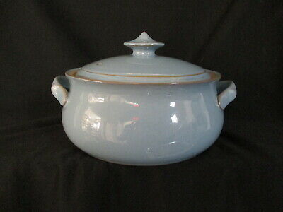 Denby - COLONIAL BLUE - Covered Casserole