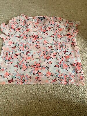 Girls New Look Blouse Age 12-13