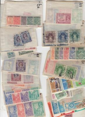 Burma - Dealers Stock of Stamps in Glassines - No Reserve!
