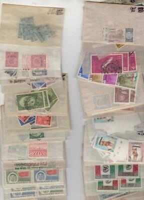 Kuwait - Dealers Stock of Stamps in Glassines - No Reserve!